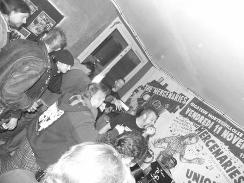 , Pixies, El Cramped, Culture Lutte, No Hit Makers, Rock'n'Bones, Surimi Party - La Comedia, Les Champions, President Rosko, Pogo Car Crash Control, Sidney Bechet - Daniel Sidney Bechet,